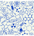 science drawings vector image