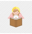 cute angels design vector image