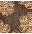 Coffee abstract background vector image vector image