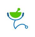 Medical Icon Symbol Pharmacy Icon vector image