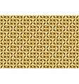 wickerwork pattern vector image