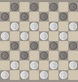 checkers pattern seamless game background with vector image