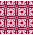 Seamless geometric pattern Imitation of Chinese vector image