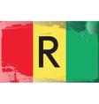 Rwanda national flag vector image vector image