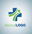 MEDICAL LOGO 1 vector image