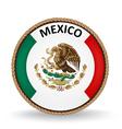 Mexico Seal vector image