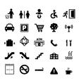 Public Icon vector image
