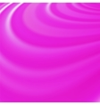 Abstract Glowing Pink Waves vector image