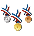 medals icon vector image