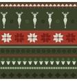 Christmas texture vector image