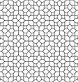 Delicate elegant seamless flower pattern in vector image