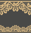 abstract frame pattern background vector image vector image
