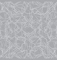 geometric seamless simple pattern vector image