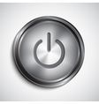 Onoff button vector image
