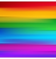 Abstract rainbow background Striped colorful vector image