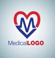 MEDICAL LOGO 3 vector image