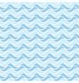 wavy geometric pattern - seamless backgroun vector image