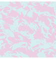 Pastel camouflage seamless pattern vector image