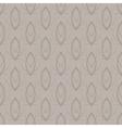 seamless elegant gold pattern background vector image