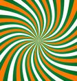 Twisted Irish background vector image