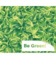 grass texture label vector image vector image