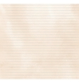 Lined paper texture vector image vector image