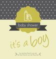 b shower2 vector image