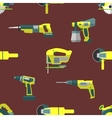 remodel tools seamless pattern vector image