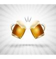 Cheers icon vector image vector image