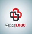 MEDICAL LOGO 6 vector image