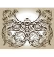design ornament vector image vector image