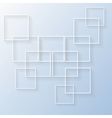 Squares Concept vector image