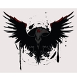 Dark Raven vector image