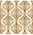 baroque illustration vector image