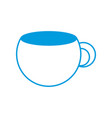 mug porcelain isolated vector image