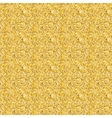 Golden Shiny Glossy Texture Background Repeat vector image