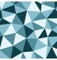 Modern design blue background vector image