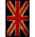 england grunge flag an england grunge flag for a vector image