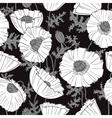 poppies flower vector image