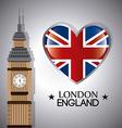 London design vector image