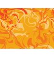 Hand drawn marbling seamless pattern vector image