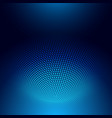 abstract techno design background vector image vector image