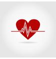 Heart life2 vector image