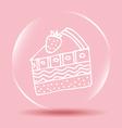 sweet bakery vector image