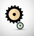 Cogs Gears vector image