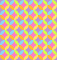 Seamless Abstract Colorful Wallpaper vector image