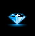 diamond vector image vector image