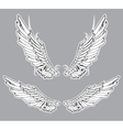 Wings Set vector image