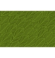 Leaves background pattern vector image