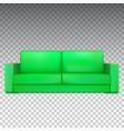 green modern luxury sofa for living room